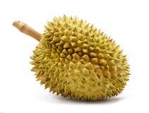 Durian aislado Imagen de archivo libre de regalías