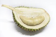 Durian bianco Fotografia Stock