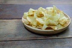 Durian crispy układy scaleni smażyli durian Fotografia Stock