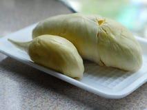 Durian de koning van vruchten in Thailand Stock Afbeelding