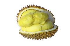 Durian, der König der siamesischen Frucht Stockbild