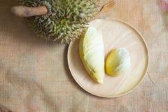 durian dojrzały Obraz Royalty Free