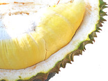 Durian flesh Stock Image