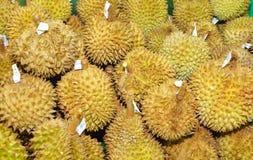 Durian fruit Stock Photography