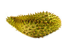 Durian fruit shell Royalty Free Stock Photo