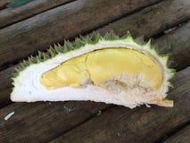 durian fruitlandbouwbedrijf stock foto's