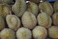 Durian Fruits Stock Photography