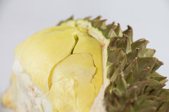 Durian fruits in Thailand Stock Photography