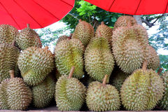 Durian Fruits in Thailand. Royalty Free Stock Photos