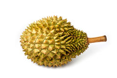 Durian, Isolated Royalty Free Stock Photos