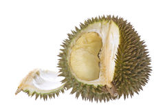 Durian Isolated Stock Photos