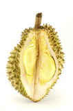 Durian isolated on white Stock Photography