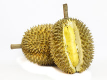 Durian isolated Royalty Free Stock Image