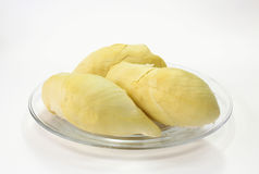 Durian isolated on white background Royalty Free Stock Photography