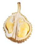 Durian isolato immagini stock