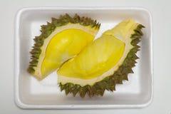 Durian ist König der Frucht in Thailand Stockfotos
