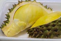 Durian ist König der Frucht in Thailand Lizenzfreie Stockbilder