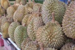 Durian-König der Frucht Lizenzfreie Stockbilder