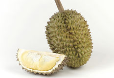 Durian the King of fruit Stock Photography