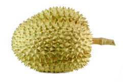 Durian, the king of fruit of South East Asia Stock Photo