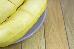 Durian king of fruit Stock Photos