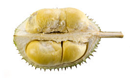 Durian, the king of fruits South East Asia on background. Royalty Free Stock Image