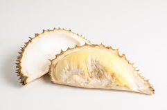 Durian, king of tropical fruit from southeast Asia. Stock Photography