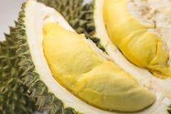 Durian, koning van vruchten, Thailand stock fotografie