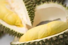 Durian konung av frukter, Thailand Royaltyfria Bilder
