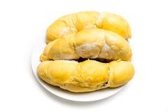 Durian królewiątko owoc Zdjęcia Stock