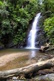 Durian perangin waterfall Stock Images