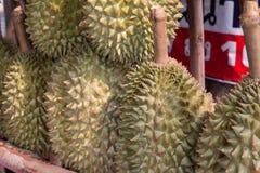 Durian, rey de la fruta Foto de archivo libre de regalías