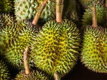 Durian, rey de la fruta imagenes de archivo