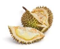 Durian. Riesige tropische Frucht. Stockbild
