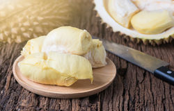 Durian, roi des fruits image stock
