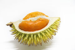 Durian rosso Immagine Stock