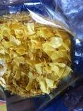 Durian secco Fotografia Stock Libera da Diritti