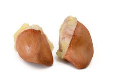 Durian seeds Royalty Free Stock Images