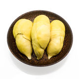 Durian thaïlandais, fruit tropical Images stock