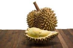 Durian thaïlandais, fruit tropical image libre de droits