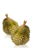 Durian, Thai fruit Stock Photo