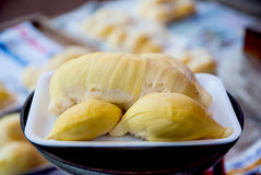 Durian from Thailand Stock Image