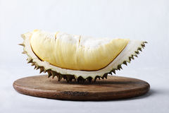 Durian, tropical fruit stock images