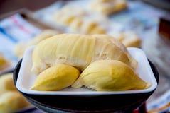 Durian von Thailand Stockbild