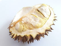 Durian. On whit background Stock Photo