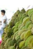 Durianfrucht Stockbild