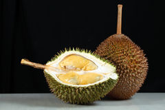 Durians Royalty Free Stock Images