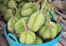 Durians. Stock Afbeeldingen
