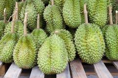 Durians. Royalty-vrije Stock Fotografie