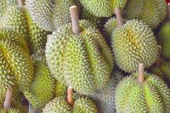 Durians Στοκ εικόνα με δικαίωμα ελεύθερης χρήσης